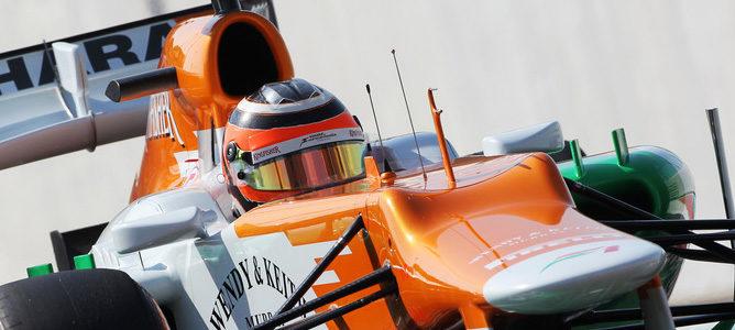 """Nico Hülkenberg: """"A largo plazo, quiero conducir por podios y victorias"""""""