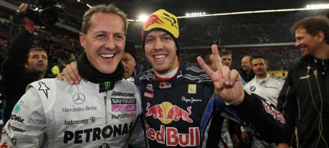 Michael Schumacher asegura que la de este año no será su última Carrera de Campeones