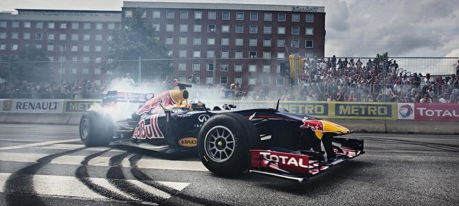 Motorshow 2012 - Red Bull Speed Day: 8 e 9 dicembre, due giorni di grande show