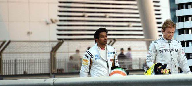 Narain Karthikeyan admite que ahora buscará opciones alternativas a la F1