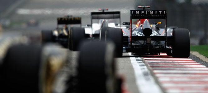 Sebastian Vettel, Campeón del Mundo de Fórmula 1 en 2012