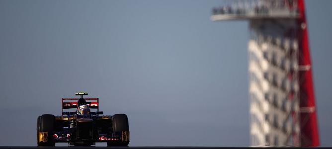 "Daniel Ricciardo: ""Nunca tuve una vuelta limpia"""