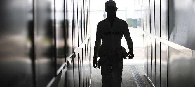 """Nico Rosberg: """"He usado el coche de hace cuatro meses"""""""