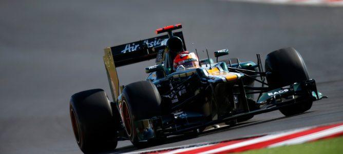 """Heikki Kovalainen: """"Cualquier cosa puede suceder en Interlagos"""""""