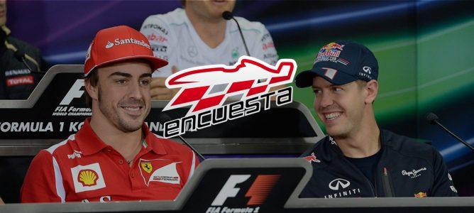 encuesta F1 2012