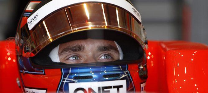 Oficial: Charles Pic correrá para Caterham en 2013