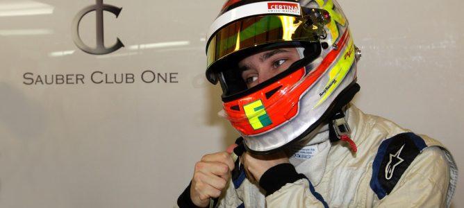 Oficial: Esteban Gutiérrez correrá para Sauber en 2013, y Robin Frijns será piloto reserva