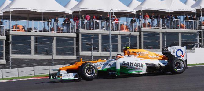 """Paul di Resta: """"Me estoy sintiendo más seguro con el coche"""""""