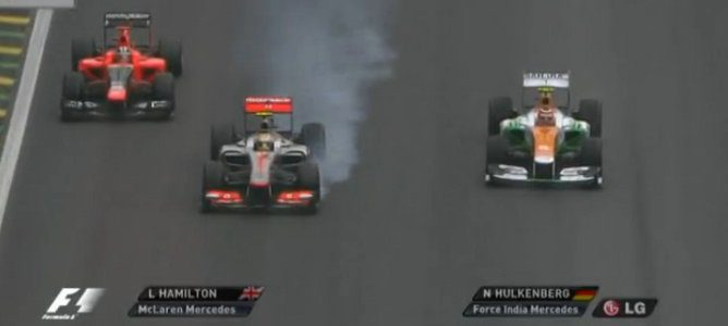 GP de Brasil 2012: Las polémicas una a una (I)