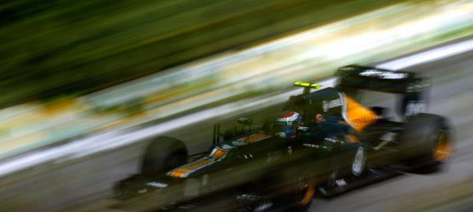 """Heikki Kovalainen: """"Tuvimos la oportunidad de entrar en la Q2, pero podemos estar satisfechos"""""""