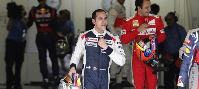 """Pastor Maldonado: """"El coche fue muy consistente y rápido"""""""