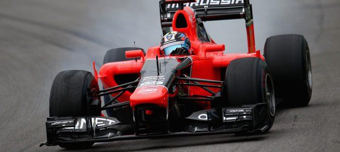 """Timo Glock sobre la carrera: """"Será un dia muy emocionante"""""""