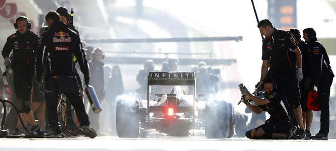 Infiniti amplía su patrocinio con Red Bull Racing a partir de 2013
