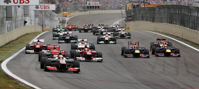 Jenson Button gana en Brasil y Sebastian Vettel es Campeón del Mundo