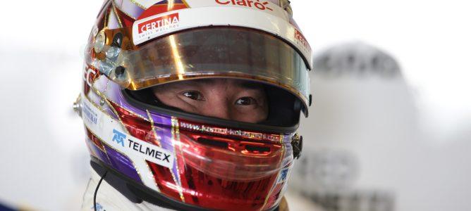 "Kamui Kobayashi: ""Creo que ha sido una carrera muy buena"""