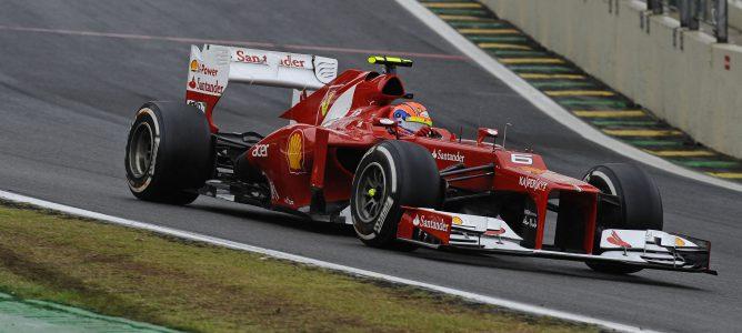 Felipe Massa en Brasil