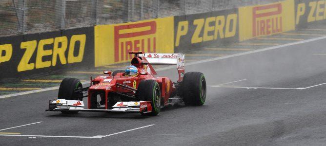 Alonso en Brasil