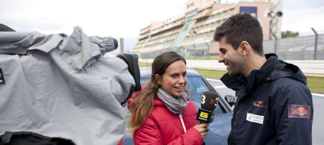 Jaime Alguersuari no podrá revelar su futuro hasta el mes de enero
