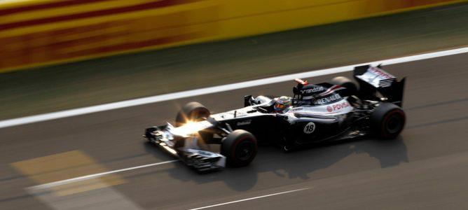 Oficial: Williams confirma a Pastor Maldonado y Valtteri Bottas para 2013