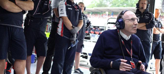 """Frank Williams: """"Deberíamos tener dos pilotos capaces de aprovechar el indudable potencial del coche"""""""