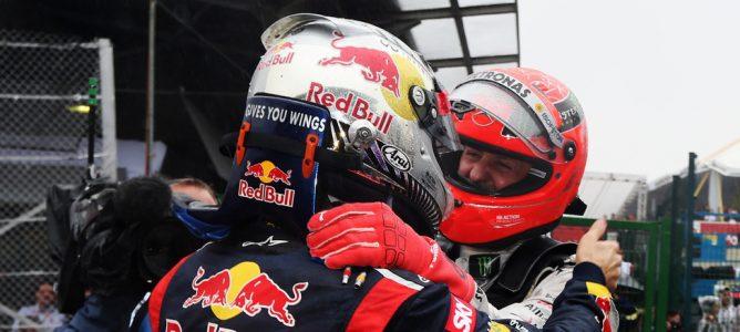 Christian Horner agradece el gesto de Michael Schumacher