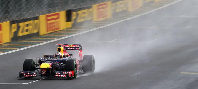 "Charlie Whiting: ""Sebastian Vettel vio la bandera verde e hizo todo correctamente"""