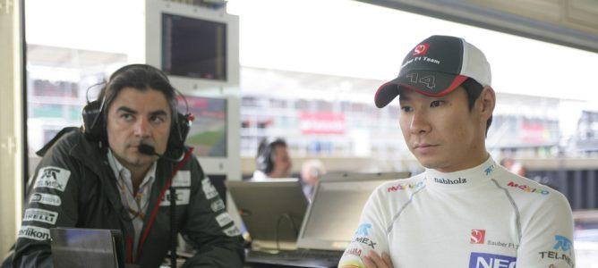 Kamui Kobayashi, con opciones de sustituir a Romain Grosjean