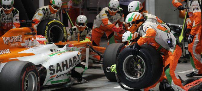 Force India impondrá la velocidad y no el dinero en su elección del segundo piloto