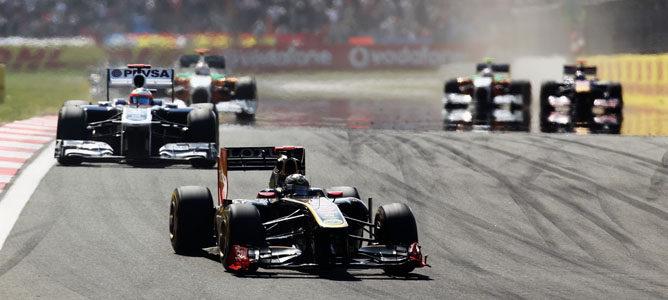 El Gran Premio de Turquía espera el visto bueno inminente de Bernie Ecclestone