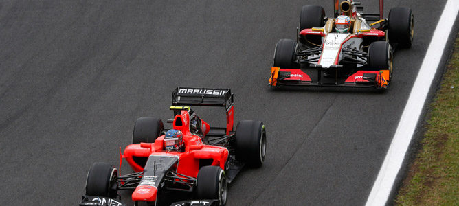 Charles Pic se convierte en el piloto más adelantado de la historia de la F1