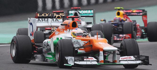 Paul di Resta confía en que Force India vuelva muy fuerte en 2013