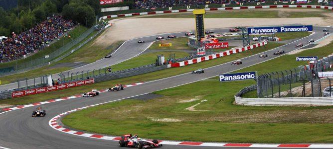 Nürburgring se muestra confiado en poder albergar el GP de Alemania 2013