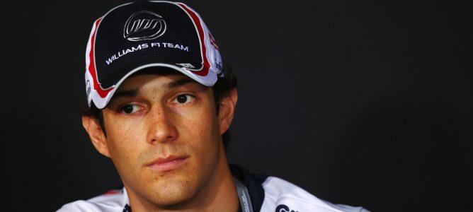 Bruno Senna confía en seguir en la F1 la próxima temporada