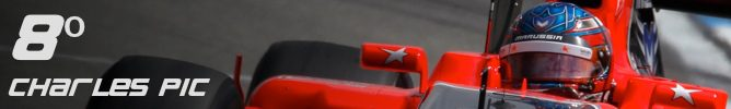 Los 10 mejores pilotos de la temporada 2012 de Fórmula 1