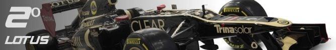 Los 5 mejores equipos de la temporada 2012 de Fórmula 1