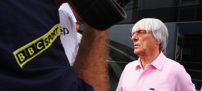 """Bernie Ecclestone responde a Di Montezemolo: """"No me siento con 82 años"""""""