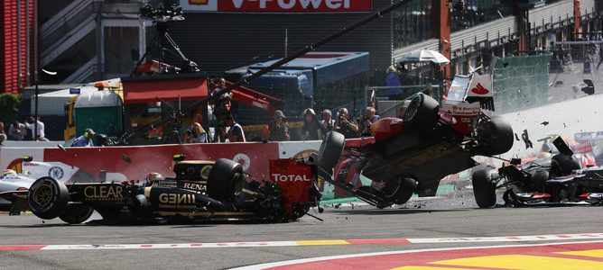 peores F1 2012