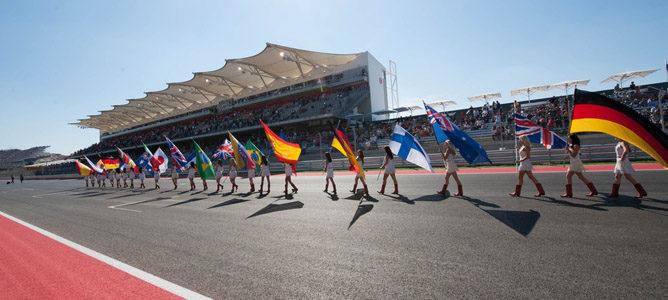 Los organizadores del GP de Estados Unidos están buscando otra fecha en el calendario de 2013