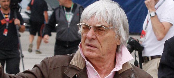 """Bernie Ecclestone: """"Michael Schumacher no debería haber vuelto"""""""