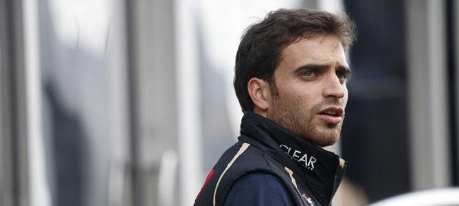 Jérome D'Ambrosio sigue luchando por regresar como piloto titular en 2013