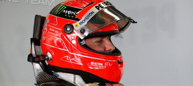 """Michael Schumacher, tras su regreso a la F1: """"Me siento mucho más maduro y abierto"""""""