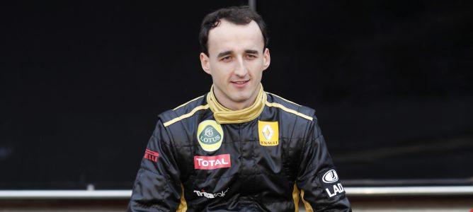 Robert Kubica descarta volver pronto a la F1