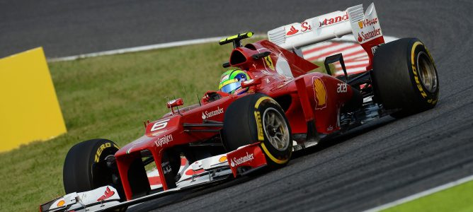 Análisis F1 2012: Ferrari, luces y sombras