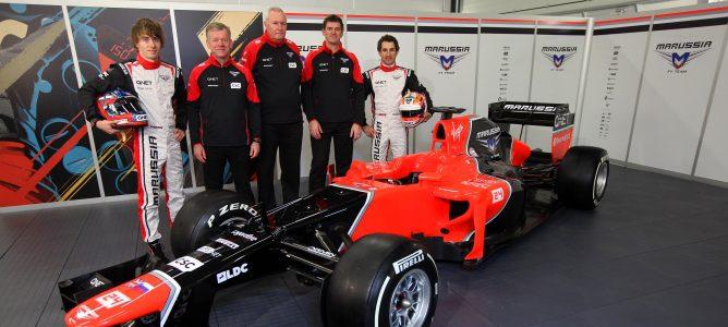 Marussia 2012