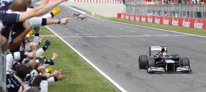 Análisis F1 2012: Williams, agridulce punto de inflexión