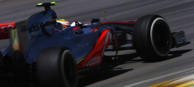 """Lewis Hamilton habla de Mercedes: """"No veo esto como un proyecto a corto plazo"""""""