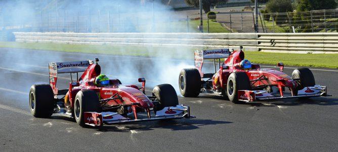 """Fernando Alonso sobre 2013: """"Es imposible que vaya peor, así que espero un buen comienzo"""""""