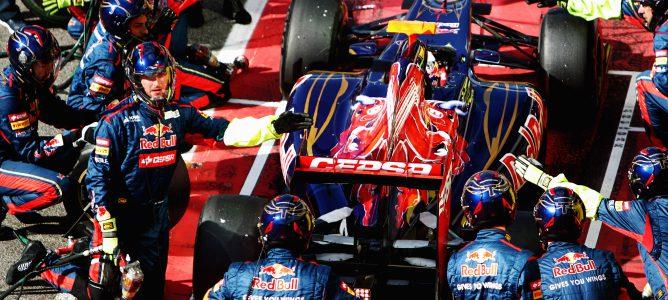 Análisis F1 2012: Toro Rosso, querer y no poder
