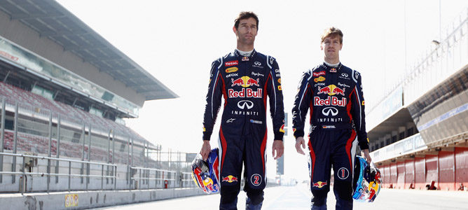 Análisis F1 2012: comparativa entre compañeros de equipo