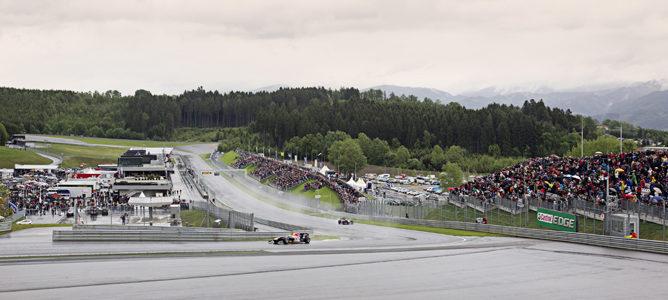 """Gerhard Berger cree que el Red Bull Ring """"tiene todo"""" para acoger un Gran Premio"""